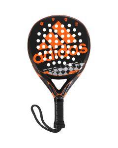 Wilson Carbon Force Smart Padel zwart/oranje