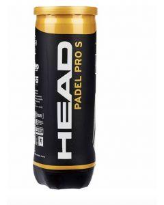 Head Padel PRO S ballen 3st