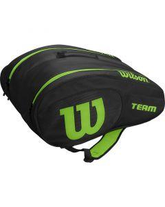 Wilson Team Padel Bag groen